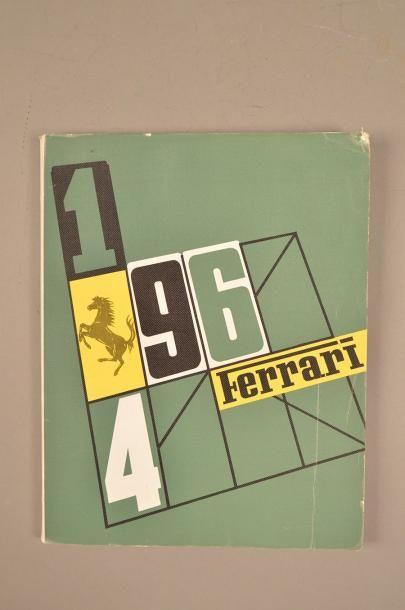 FERRARI YEARBOOK 1964