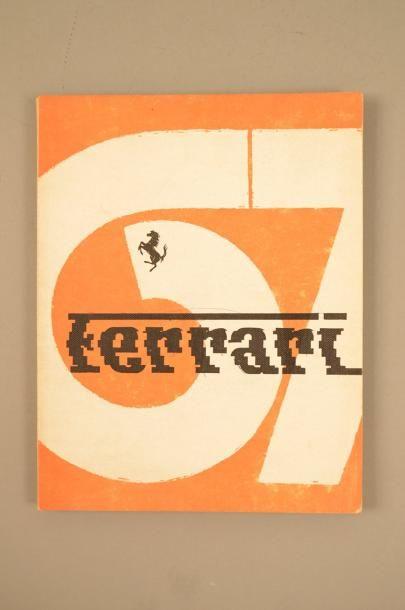 FERRARI YEARBOOK 1967