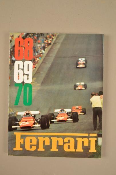 FERRARI YEARBOOK 1968/69/70