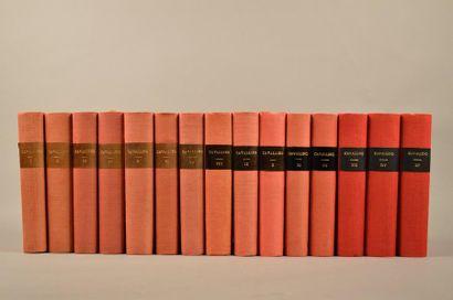 Collection complète de la revue CAVALLINO...