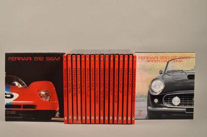 Collection complète FERRARI - CAVALLERIA...