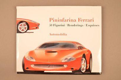 PININFARINA - FERRARI - 50 ESQUISSES Ed....
