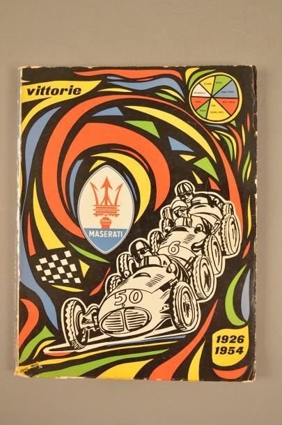 MASERATI - VITTORIE 1926-1954