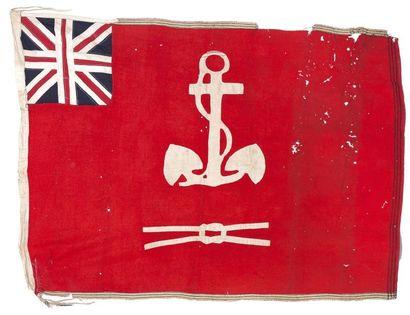 Grand drapeau Asafo flag Peuple Fante People...