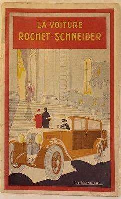 Catalogue Rochet-Schneider Automobile Ly...