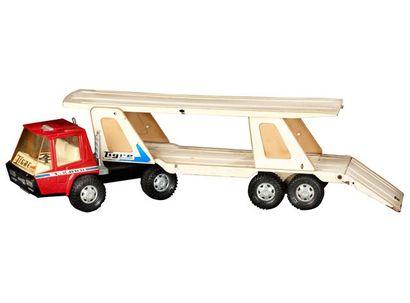 Camion Tigre 2000 Jouet en Tole et plastique