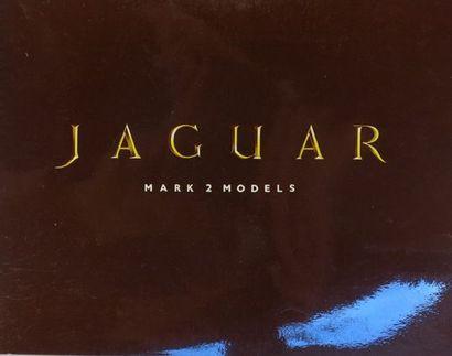 Catalogue publicitaire pour Jaguar Mark ...