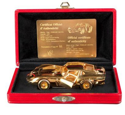 Miniature Ferrari 250 GTO Cette Ferrari 250...