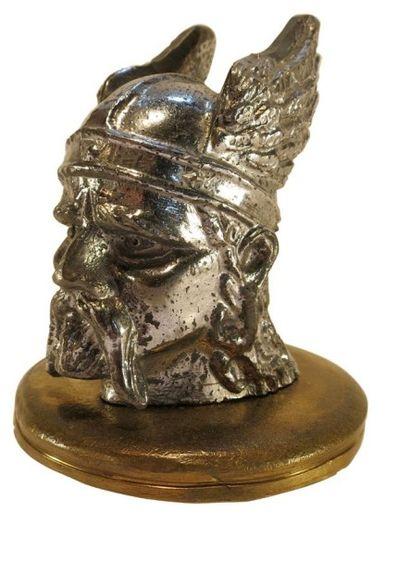 Mascotte non signée Rover «viking» années...