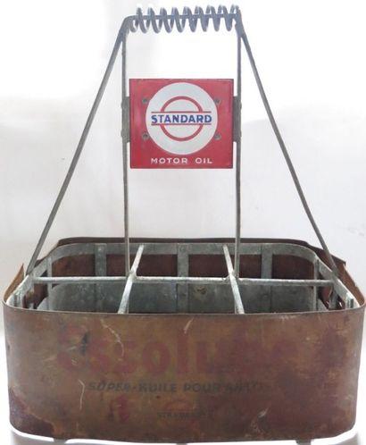 Panier à bouteilles d'huile Essolub standard...