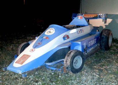 Mini Formule 1 Ligier Gitanes Grand Prix...