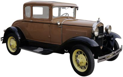 1931- FORD
