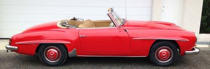 1958 - Mercedes