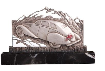 Badge 18ème Rallye Automobile Monte Carlo...