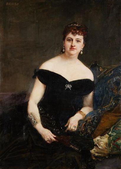 Paul BAUDRY (1828-1886)