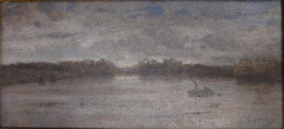 François LAMORINIERE (1828-1911)