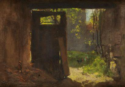Emile CAGNIART ( 1851-1911)