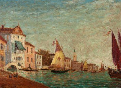 Attribué à Henri GERARD (1860-1925)