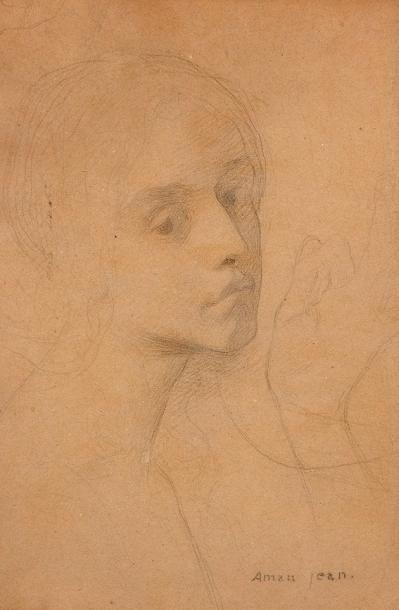 Edmond AMAN JEAN (1860-1936)