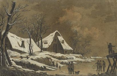 Ecole flamande du XIXème