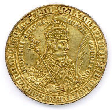 SAINT EMPIRE Médaille (prager judenmedaille)...