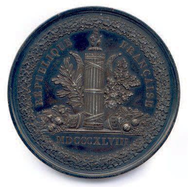 IIe REPUBLIQUE Médaille parlementaire en...