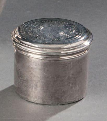 Boîte à onguent ou boite de nécessaire en...