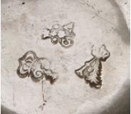 Petite verseuse en argent égoïste en miniature manche latéral en bois noirci. Paris...