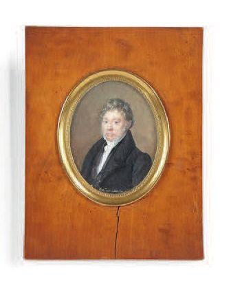 Adèle GILLE (Ecole française du début du XIXème s.)