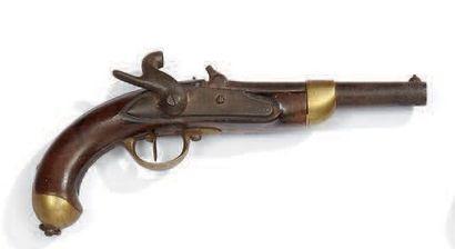 Pistolet de cavalerie modèle 1822 T bis,...