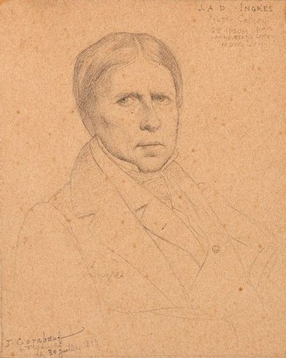 Jean-Alexandre CORABEUF (Pouillé-le-Coteaux, 1870-Paris, 1947)