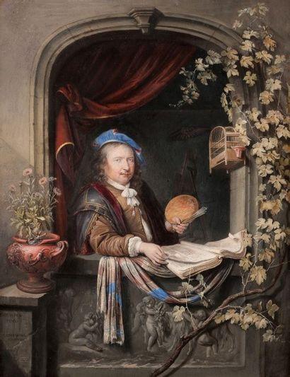 Etienne COMPARDEL (Actif entre 1640 et 1692)