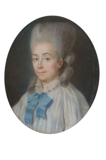 Ecole française fin du XVIIIème siècle