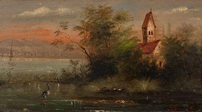 LALLEMAND (Actif à la fin du XIXème siècle)
