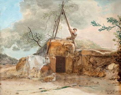 Jean HOUEL (Rouen 1735-Paris 1813)