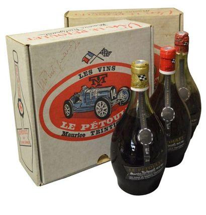 Coffret de 3 bouteilles de vin