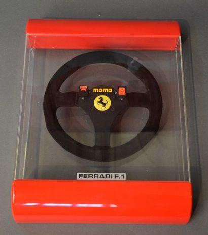 Volant Ferrari F1 de marque MOMO. Volant...