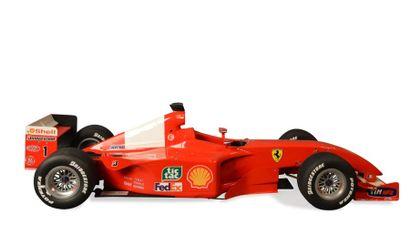 FERRARI F2001 Par S.P.O.R.T.S. EUROPE. Formule 1 Ferrari année 2001 de Michael Schumacher...