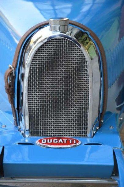 1927 - BUGATTI «Baby» type 52 Fidèle reproduction des célèbres Bugatti type Course...