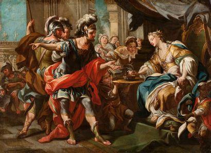 Andrea CASALI (Rome 1705 - 1784)