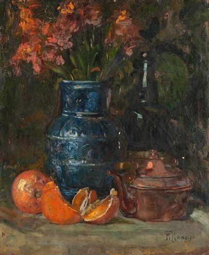 Marius MANGIER (1867-1952)