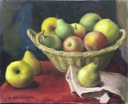 Maurice-Ambroise EHLINGER (1896-1981)