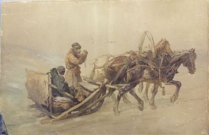 Petr Petrovich SOKOLOV (1821-1899)