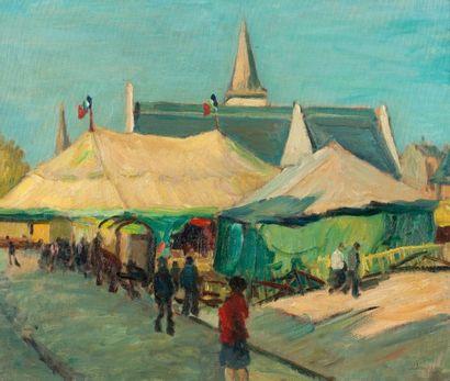 Léonard BORDES (1898-1969)