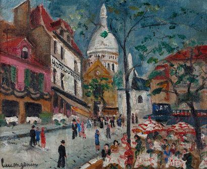 Lucien GENIN (1894-1958)