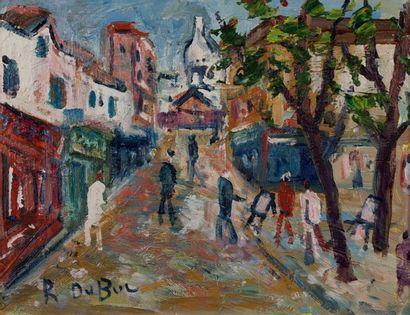 Roland DUBUC (1924-1997)