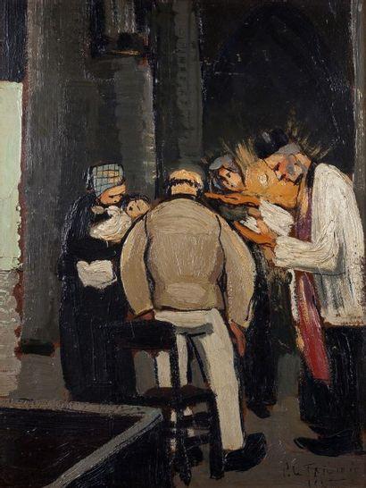 Pierre LE TRIVIDIC (1898-1960)