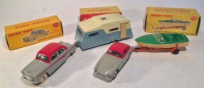Lot de 3 DINKY TOYS neuves en boîte comprenant...