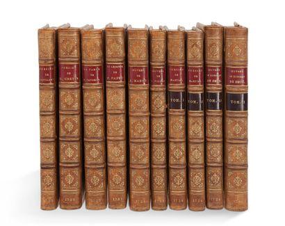 Collection Coustelier de poètes français....
