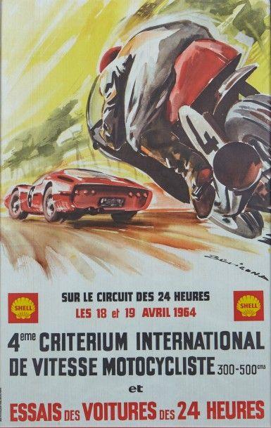Critérium International de Vitesse Motocycliste...